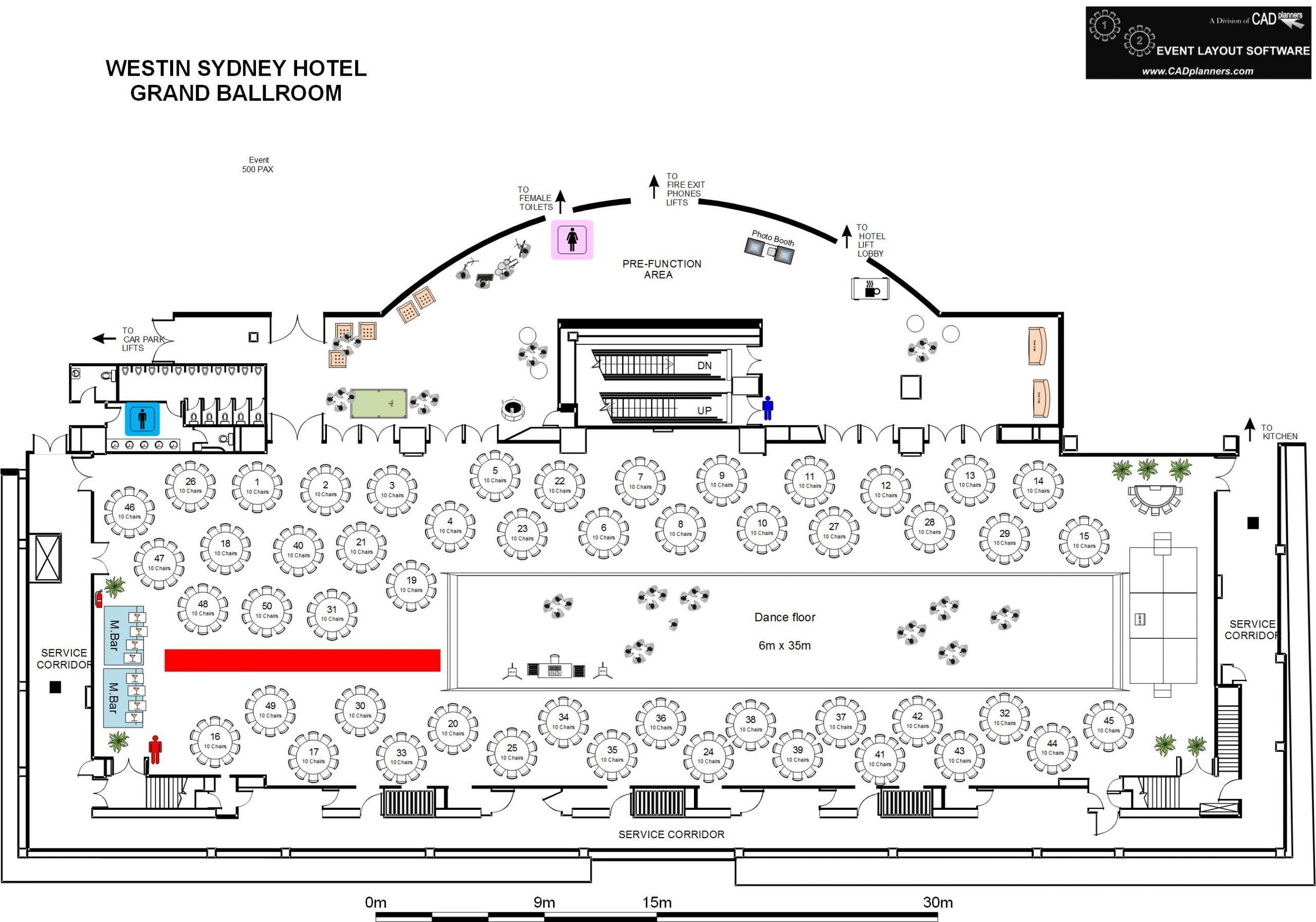 IHG Event Plan